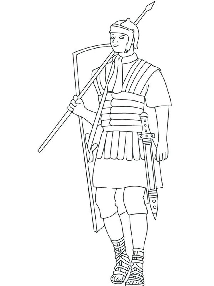 army soldier coloring pages for kids print