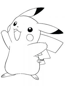 axew pokemon coloring page
