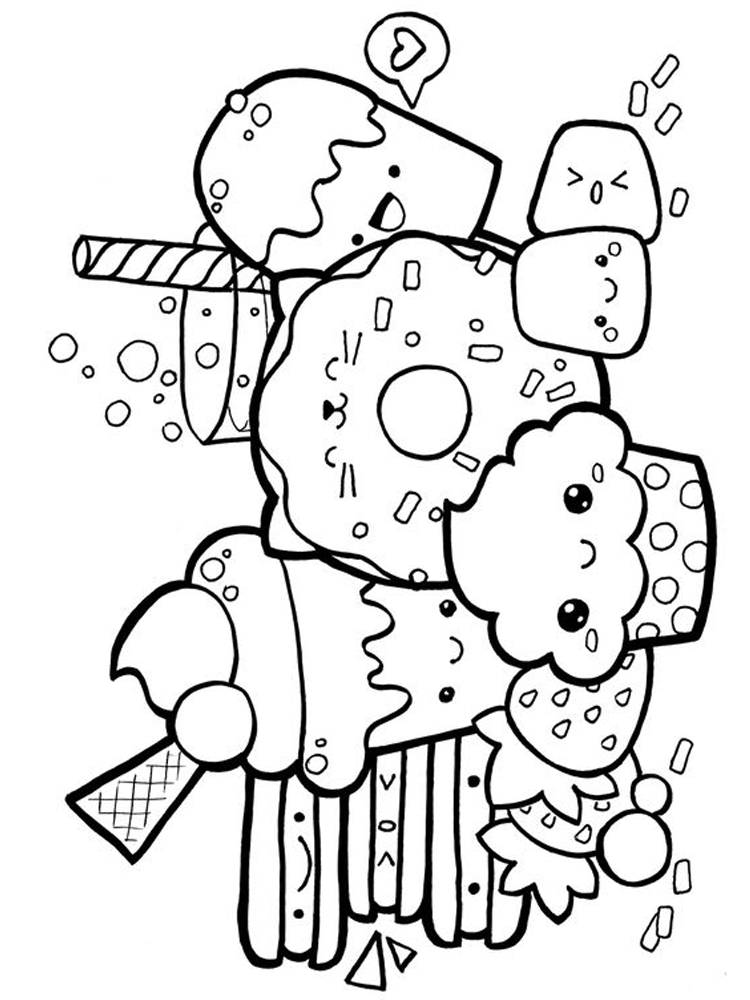 Baby Alive Food Coloring Pages