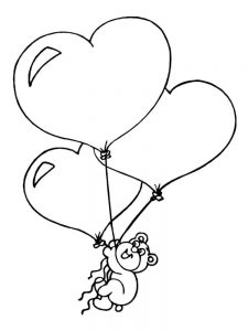 baby flurry heart coloring pages