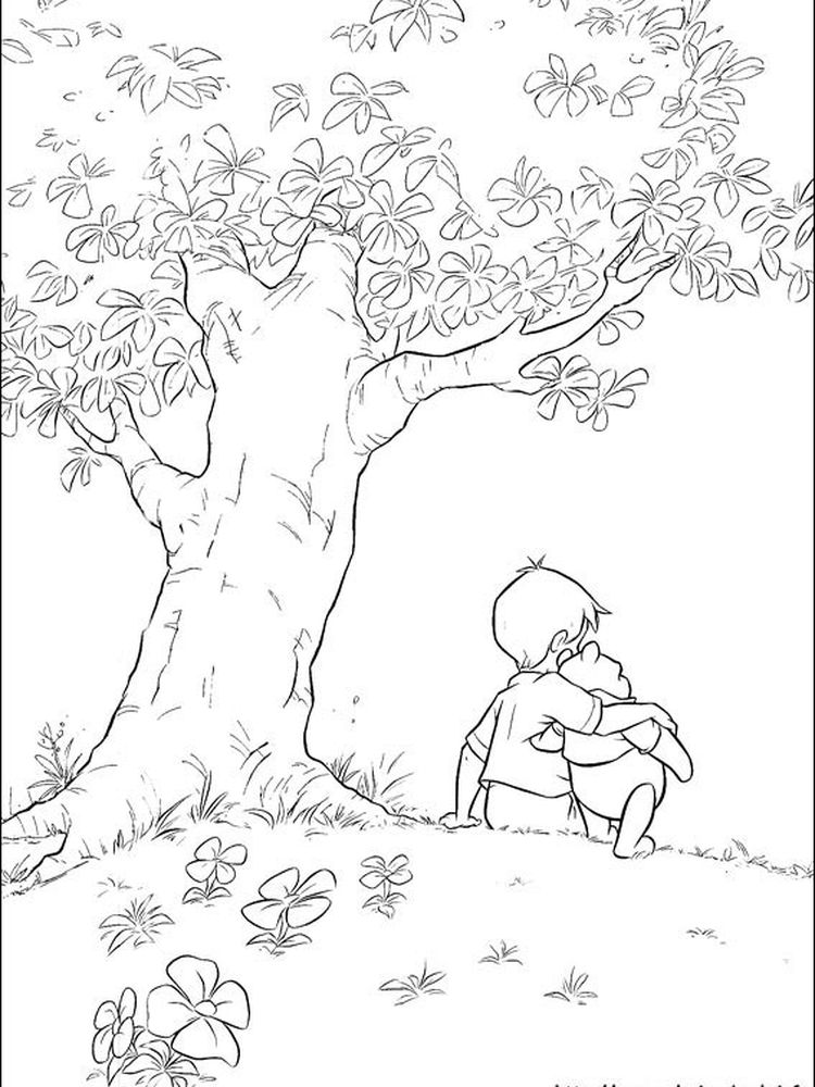 baby piglet from winnie the pooh coloring pages