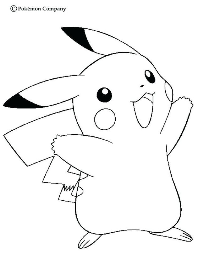 baby pokemon coloring page