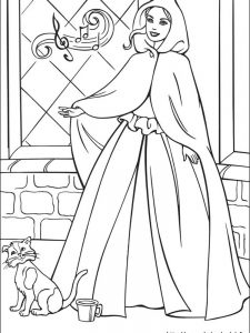 barbie camper coloring pages