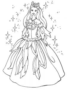barbie coloring pages for adults