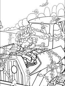 barbie coloring pages pretty dress
