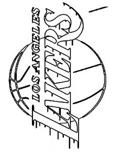basketball coloring page printable