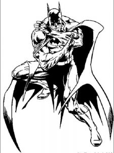 batman arkham city coloring pages