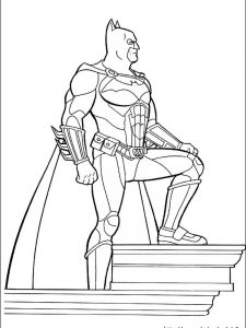 batman arkham knight coloring pages