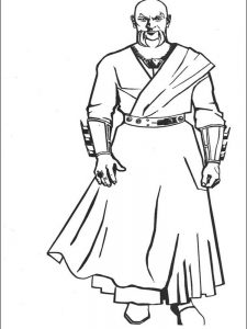batman coloring pages cartoon