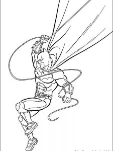 batman coloring pages free printable