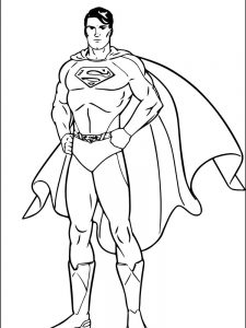 batman superman coloring pages