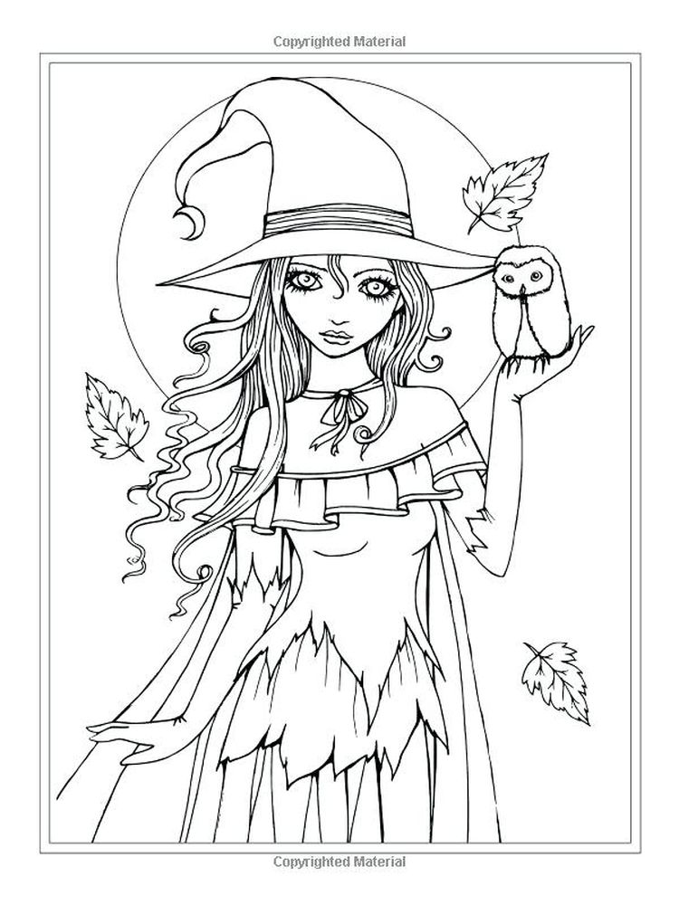 best fairy coloring pages