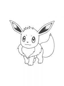 best pokemon coloring page