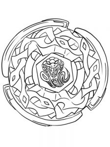 beyblade burst coloring pages 014