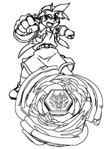 beyblade burst coloring pages 015