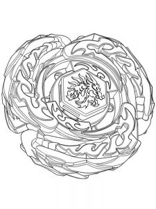 beyblade burst coloring pages 020