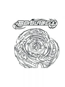 beyblade burst coloring sheets