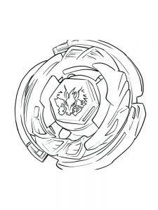 beyblade burst gt coloring pages