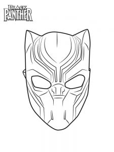 black panther cast coloring pages free