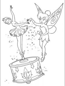 blaze from tinkerbell coloring pages