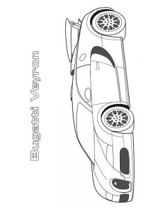 bugatti coloring pages for adults print
