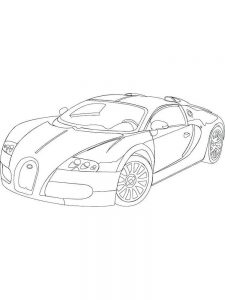 bugatti coloring pages for kids to print