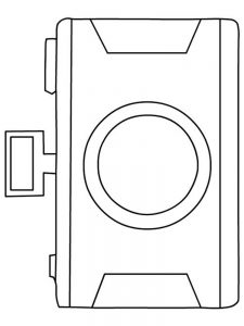 camera coloring pages 040