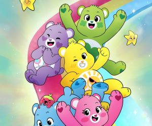 Printable Care Bear Coloring Page For Kids