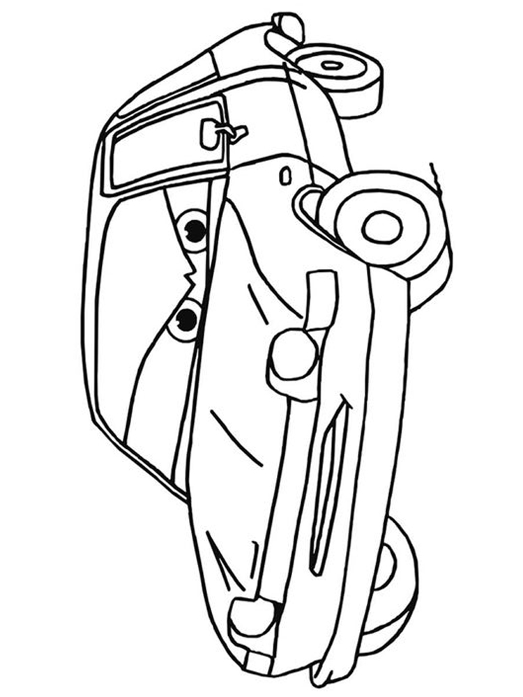 cars 2 coloring pages hellokids