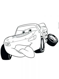 cars 2 coloring sheets to print