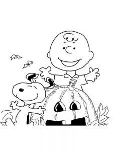 charlie brown football coloring pages printable