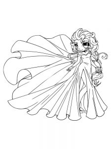chibi avengers coloring pages 1