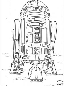 chibi star wars coloring pages 1