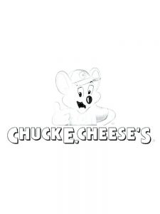chuck e cheese coloring pages download