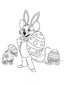 chuck e cheese coloring pages pict
