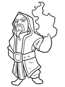 clash royale coloring pages pdf free