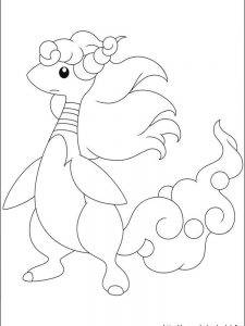 coloring page pokemon coloring pages