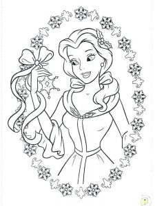 coloring pages ariel and eric