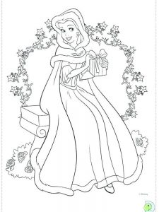 coloring pages for ariel