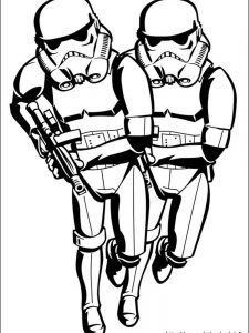coloring pages for star wars