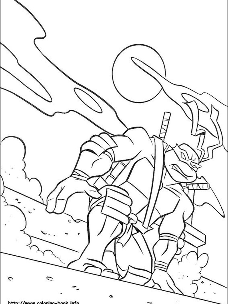 coloring pages lego ninja turtles