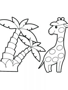 coloring pages of animals free