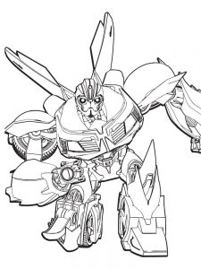 coloring pages transformers 018