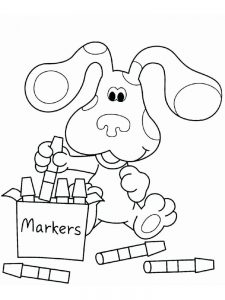 crayon shape coloring pages