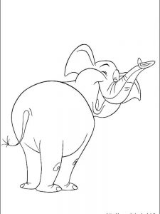 curious george online coloring page