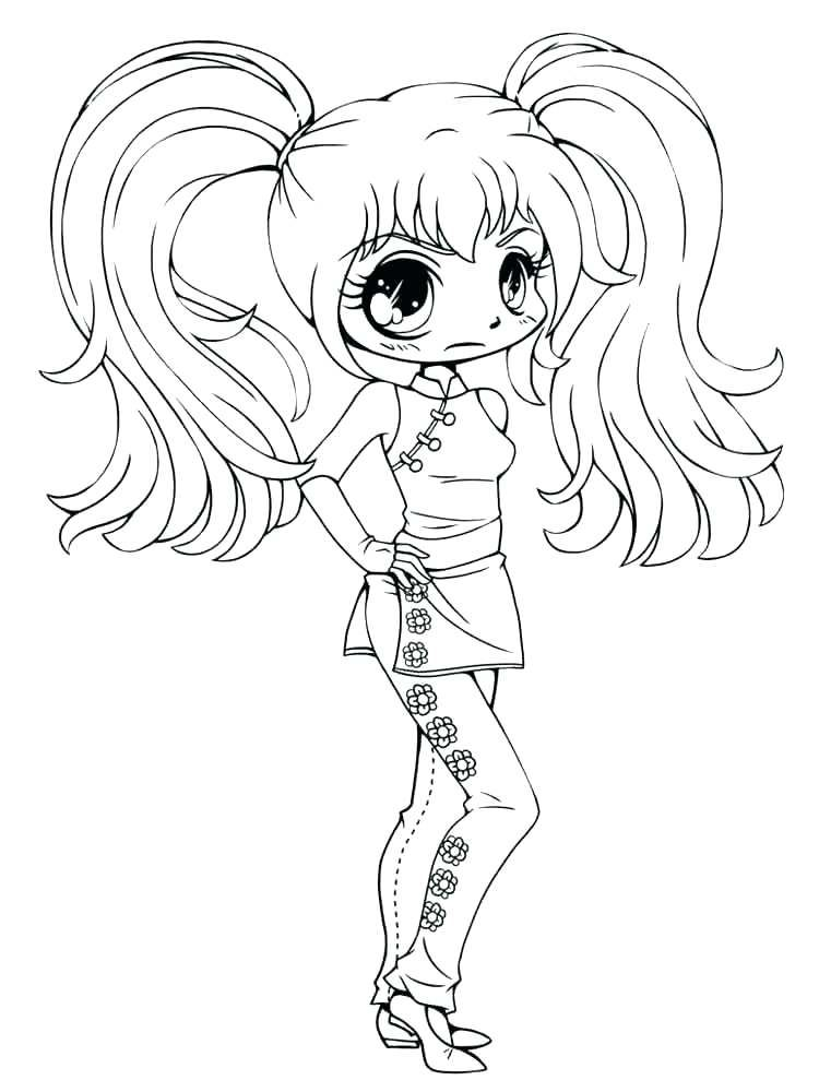 cute coloring pages for girl