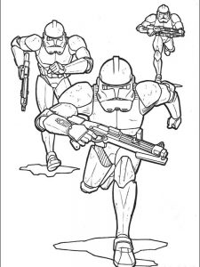 cute star wars coloring pages