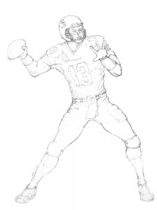 dallas cowboy coloring football pages free