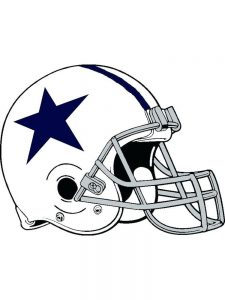 dallas cowboys stadium coloring pages