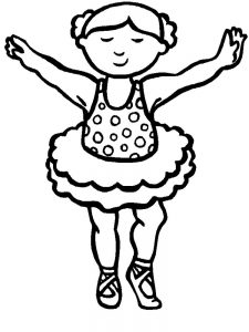 dance moms coloring pages
